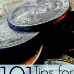 101 Tips for Frugal Living