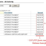 Credit Card Arbitrage (Plus an Image of the $2,000 we Made…)