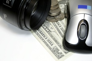 Money Making Ideas: Stock Photography